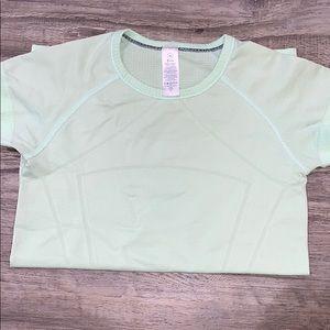 Mint Green Ivivva Short Sleeve